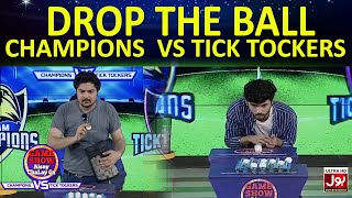 Drop The Ball  | Game Show Aisay Chalay GaLeague | TickTock Vs Champion