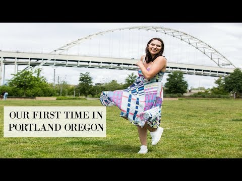 FIRST TIME IN PORTLAND | WEED, BREWERIES & NATURE | Adaleta Avdic