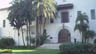 Santa Barbara Courthouse Introductory Mindfullness Tour
