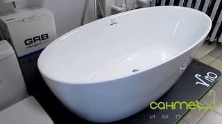 Отдельностоящая ванна Volle 12-22-810 (santehimport.ua)