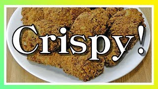 KFC Chicken Recipe ~ Original Extra Crispy ~ KFC Copycat Fried Chicken