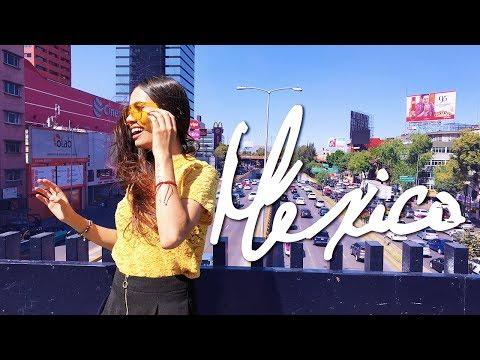 ¡EL VIAJE MÁS ÉPICO DE MI VIDA! MÉXICO 2018 (Historias misteriosas, encuentro y más)  - Paulettee