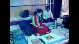 Ladies sangeet-Banno ri banno meri chali sasural ri by Deepika-Rajeev saxena musical group,Kanpur