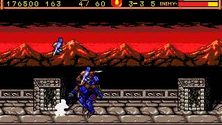 Amiga Longplay: Ninja Gaiden Episode II: The Dark Sword of Chaos