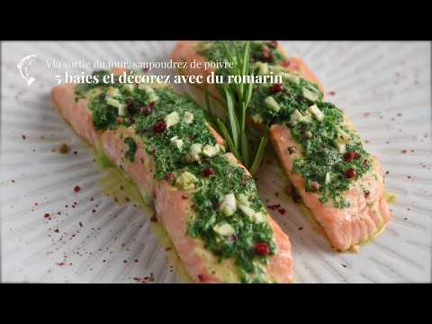 recette---saumon-au-four