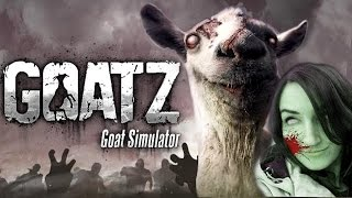 GoatZ (Zombie Johnny!!) - Goat Simulator DLC Funny Moments