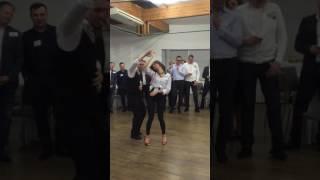 EMBA-37 Студенческая вечеринка. Юля, танец!