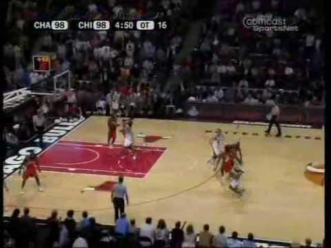 Bulls historic comeback against Bobcats