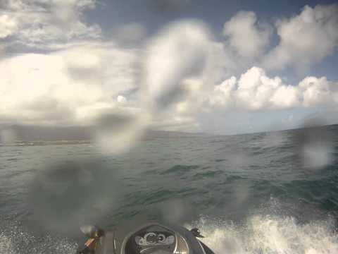 Maui H2O Kahului Hawaii with the Jet Ski