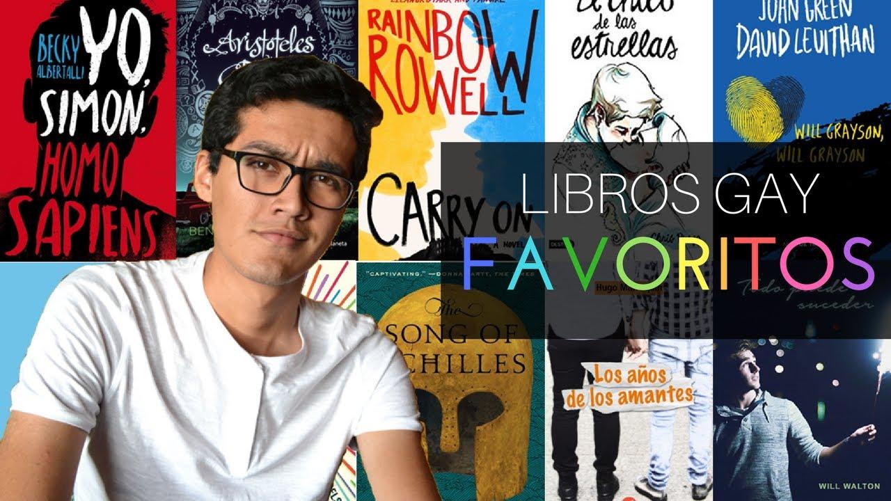 libros con tematica gay adolescente