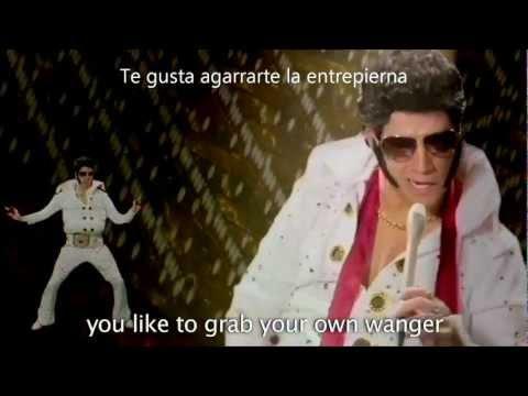 ERBOH Season 2. #4 - Michael Jackson vs Elvis Presley [Subtítulos en Español]