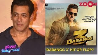 Salman Khan's Dabangg 3 hit or flop? - Box office collection review | Bollywood News