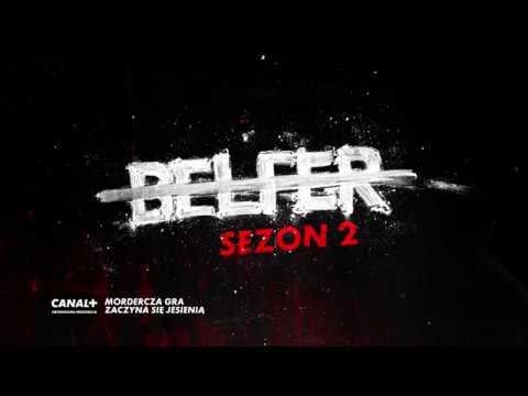Belfer sezon 2   mordercza gra zaczyna się jesienią!   teaser CANAL+