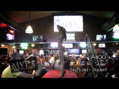 2012  MVP's Raw Bar & Grill Bikini Contest (1st Annual)
