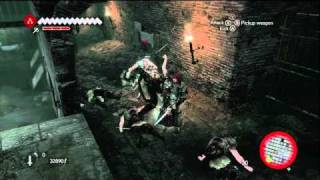 Assassin's Creed: Brotherhood - Secret Location: Lair of Romulus Guide 'Leader of the Pack' 4/6