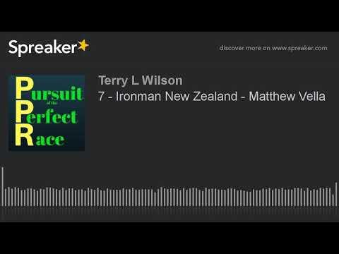 7 - Ironman New Zealand - Matthew Vella