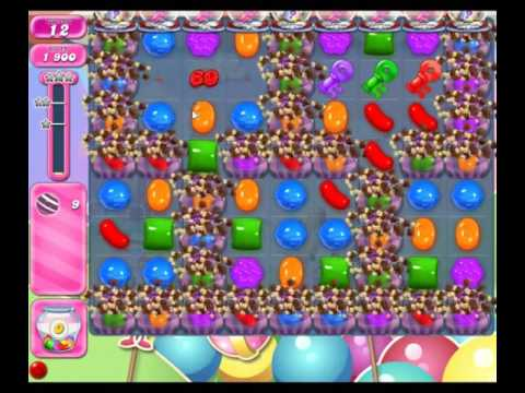Candy Crush Saga Level 2207 - NO BOOSTERS