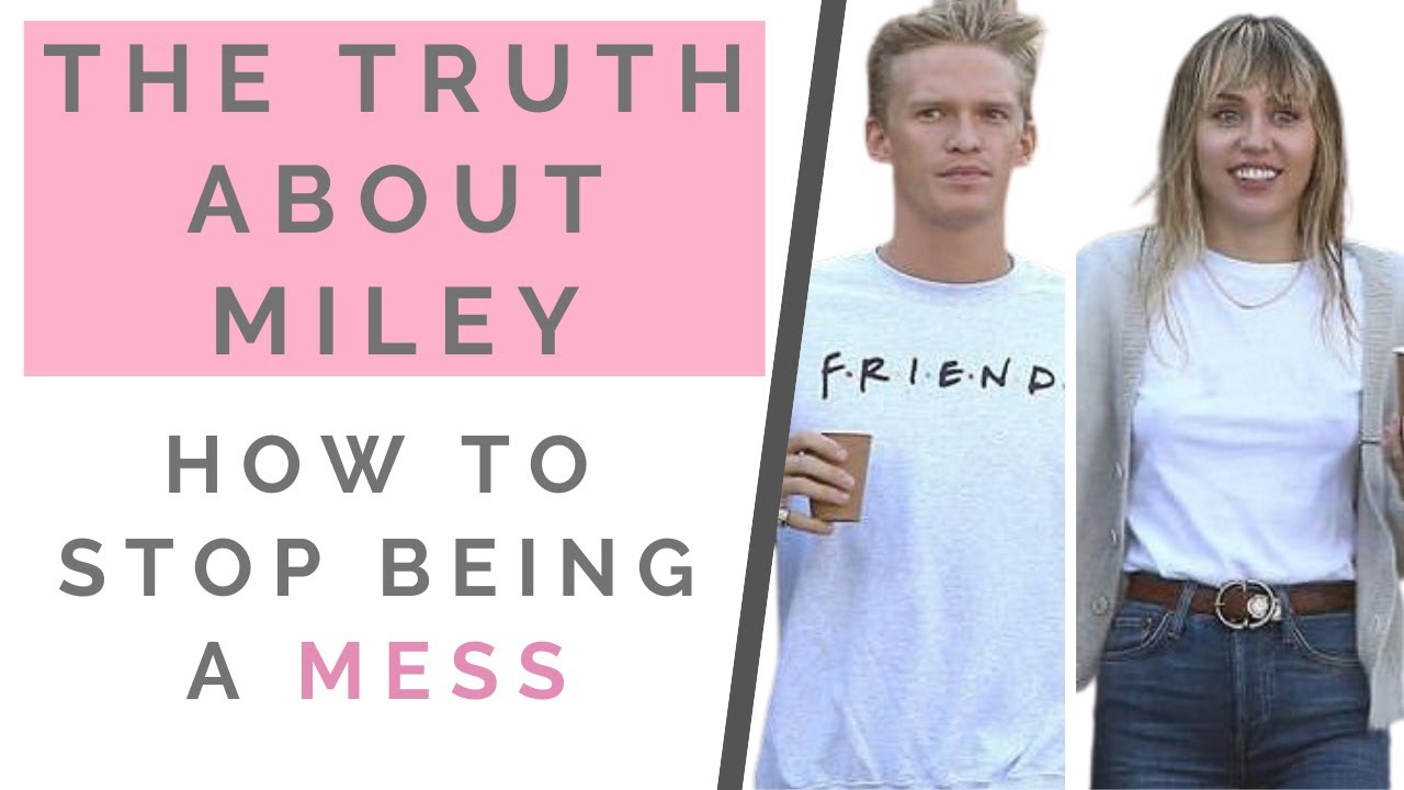 MILEY CYRUS' CALL HER DADDY INTERVIEW: How To Stop Being A Mess & Be Happy Single | Shallon