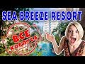 САМЫЙ ПОЛНЫЙ ОБЗОР отеля Sea Breeze Jomtien Resort 3*. Все корпуса Сиа Бриз. Паттайя. Таиланд