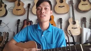 Đàn Guitar Giá Rẻ FS1 (1350k) và FS2 (1400k)