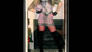 Designer 80s Costume Clothing- 80's Madonna, Cyndi Lauper Rocker Party Outfits