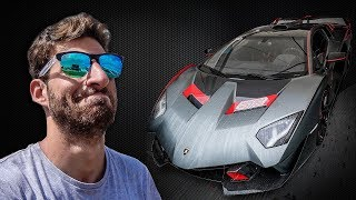I have NEVER, EVER, EVER, EVER, EVER seen SO MANY SUPERCARS - GOODWOOD 2019 [English Subtitles]