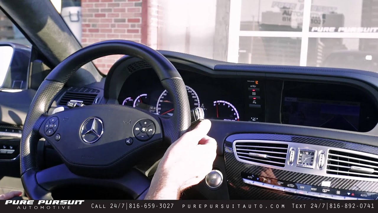 2012 Mercedes Benz CL65 AMG For Sale in MO