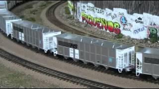 xviii convencion ferromodelistas parte 1 acmabaro 2014
