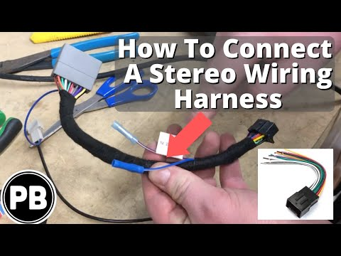 Stereo Wiring Harness Explained! How To Assemble One Yourself!