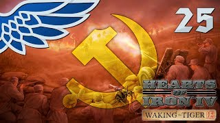 HEARTS OF IRON 4 | PREPARATION EUROPE PART 25 - HOI4 WAKING THE TIGER Let