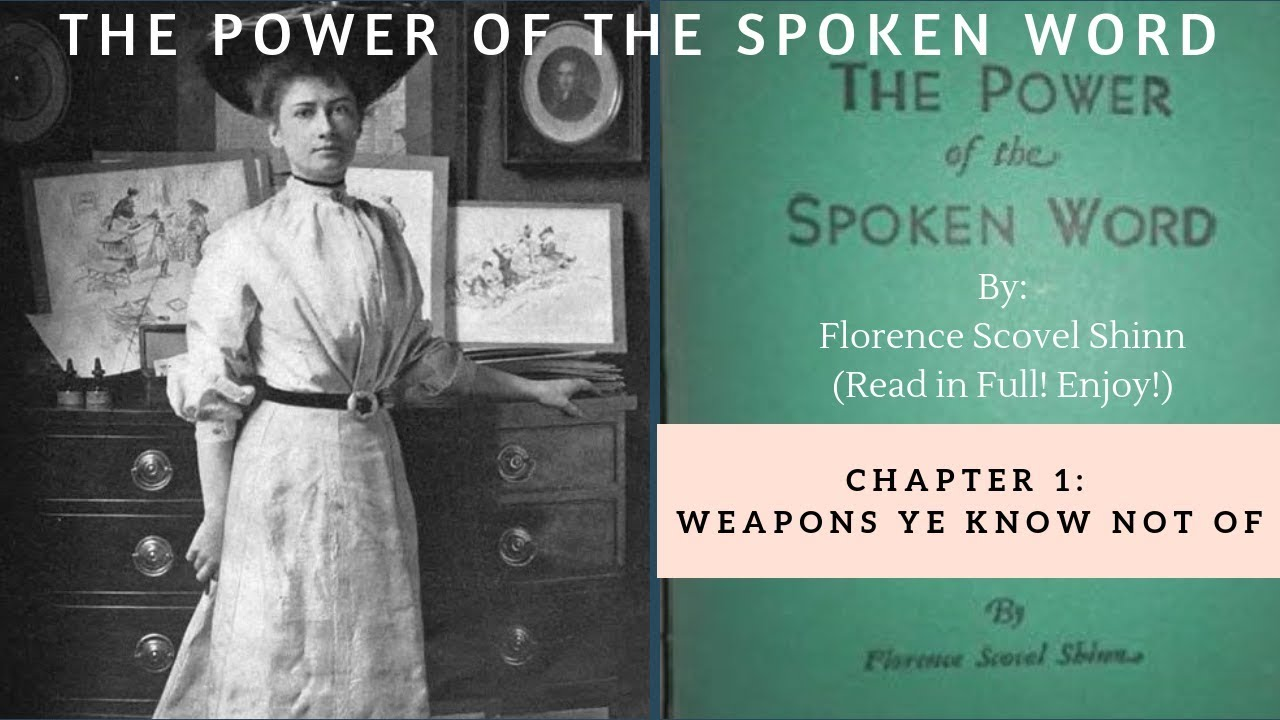 The Power Of The Spoken Word Shinn Pdf
