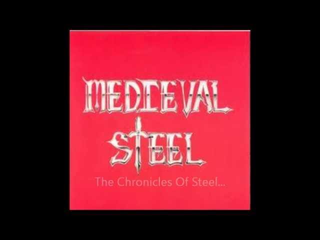 Medieval Steel The Anthology Of Steel