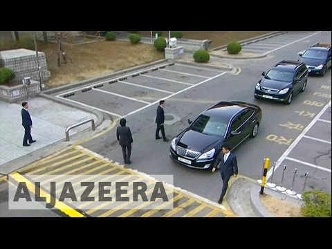 South Korea : Arrest warrant issued for former president Park Guen-hye