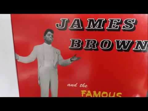 JAMES BROWN AND THE FAMOUS FLAMES.I LOVE YOU,YES I DO.SIDE 1,2