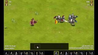 Обзор флеш игры война мираджа