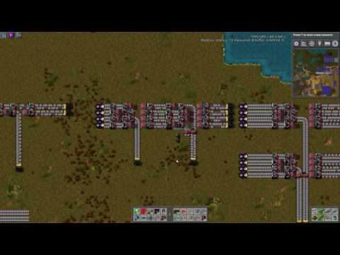 Factorio Workshop - Building A Better Factory :: Lane Split Off