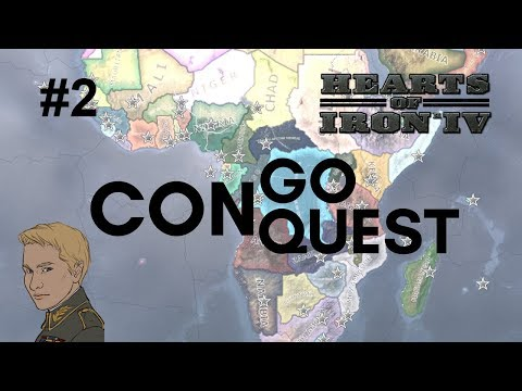 HoI4 - Modern Day - Congo Conquest - Part 2