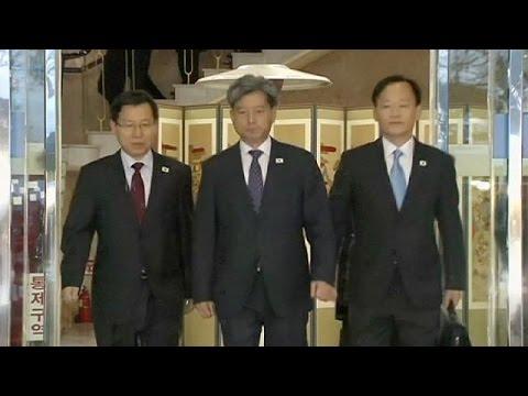 Kore Yarımadası: Güney Ve Kuzey Yeniden Masaya Oturdu