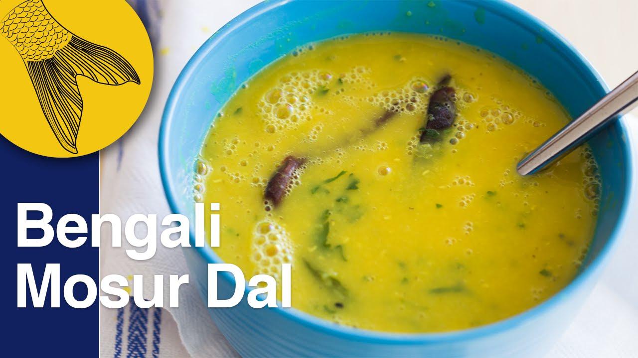 Download Bengali Masoor Dal | Bengali Dal Recipe