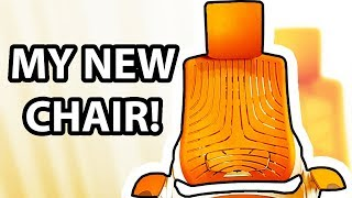 How to Stop my Back Pain Got me a New Chair
