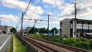 青梅線河辺駅付近E353系試運転 thumbnail