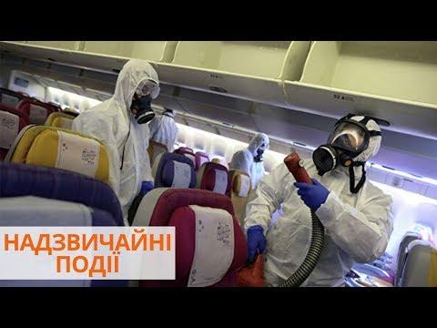На борту самолета, который привез коронавирус в Молдову, были граждане Украины
