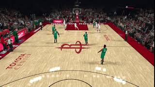 NBA 2K18 FULL COURT BUZZER BEATER