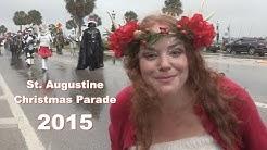 St.  Augustine Christmas Parade 2015