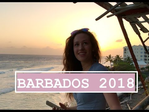 barbados travel diary