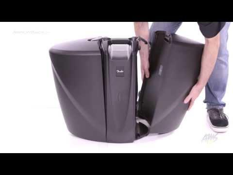 fender passport 150 pro portable pa system manual