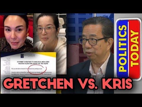 Gretchen Barretto VS. Kris Aquino -with Ferdie Pasion (January 26, 2019 2/3)