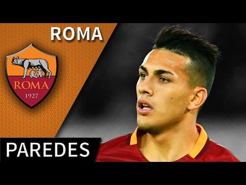 Leandro Paredes • Roma • Magic Skills, Passes & Tackels • HD 720p