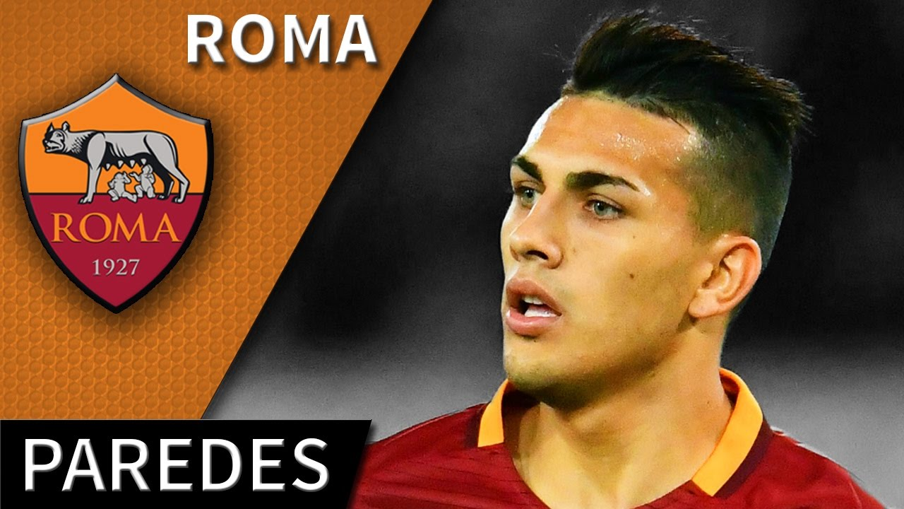 leandro paredes u roma u magic skills passes u tackels u hd p
