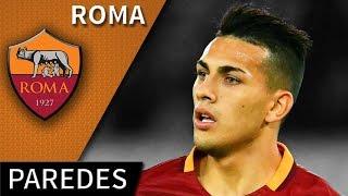 Leandro Paredes • Roma • Magic Skills, Passes & Tackels • HD 720p